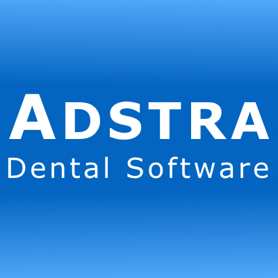 ADSTRA Dental Software Logo