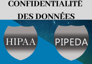 Confidentialite de donnees